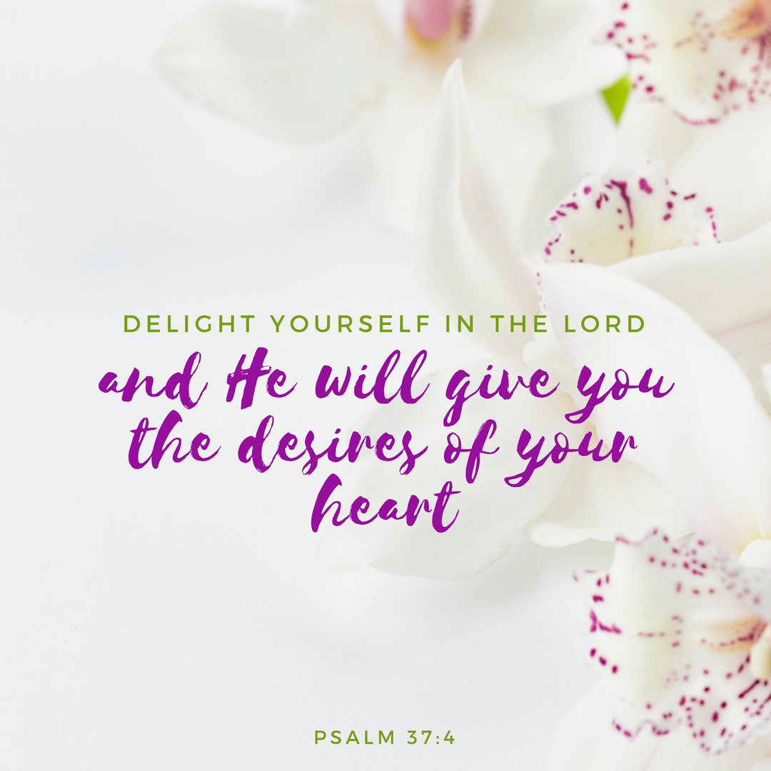 04 - Delight Yourself in the Lord
