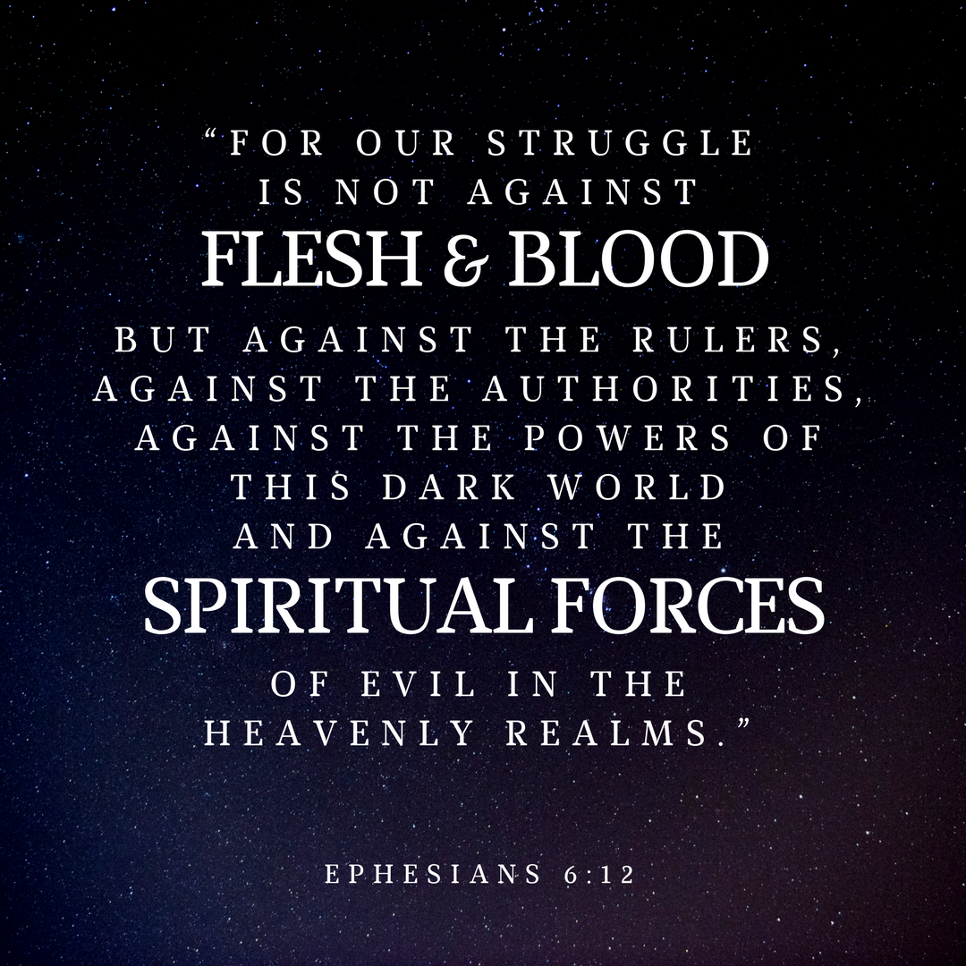 THE SPIRITUAL FORCES